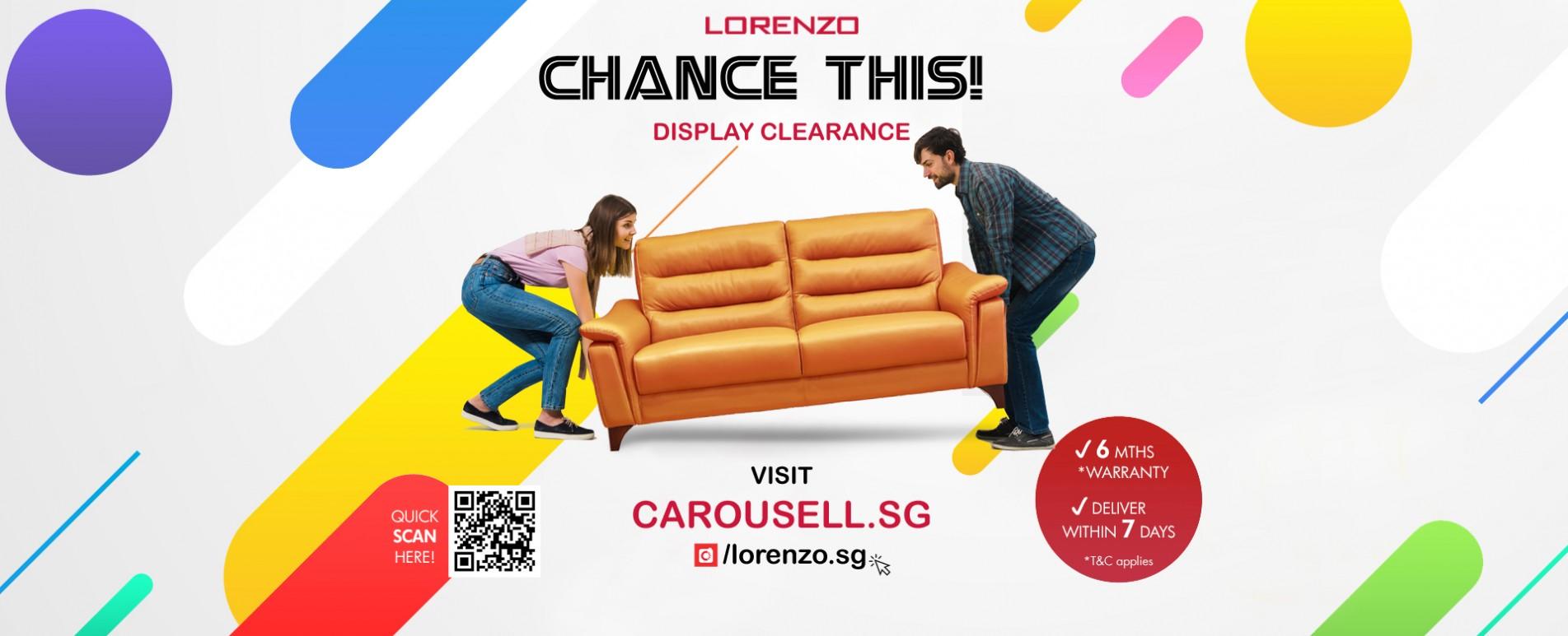 Lorenzo SG Carousell