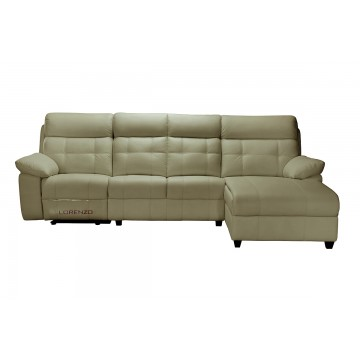 Dante 1877L 4 Seaters L-Shaped Sofa