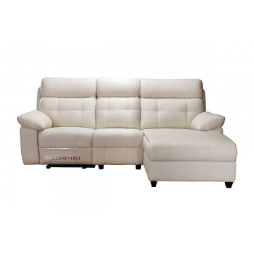 Dante 1877L 3 Seaters L-Shaped Sofa