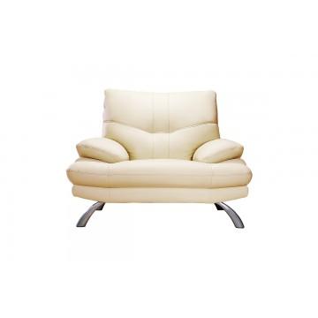 Dante 1874 1 Seater Leather Sofa