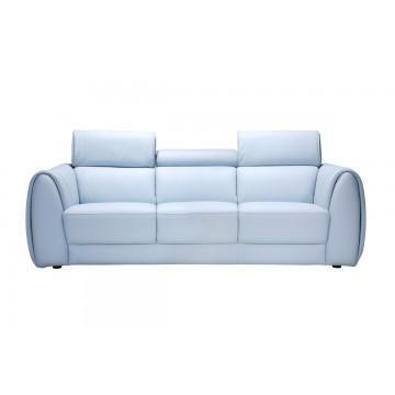 Dante 5012 3 Seaters Leather Sofa