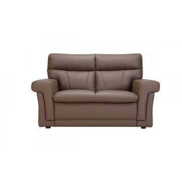 Dante 5266 2 Seaters Leather Sofa