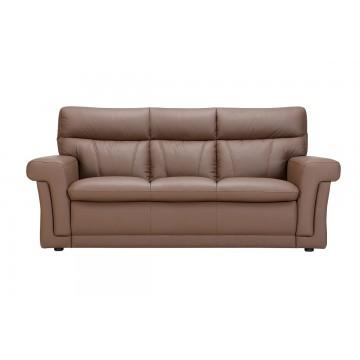 Dante 5266 3 Seaters Leather Sofa