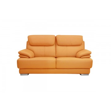 Dante 5704 2 Seaters Leather Sofa